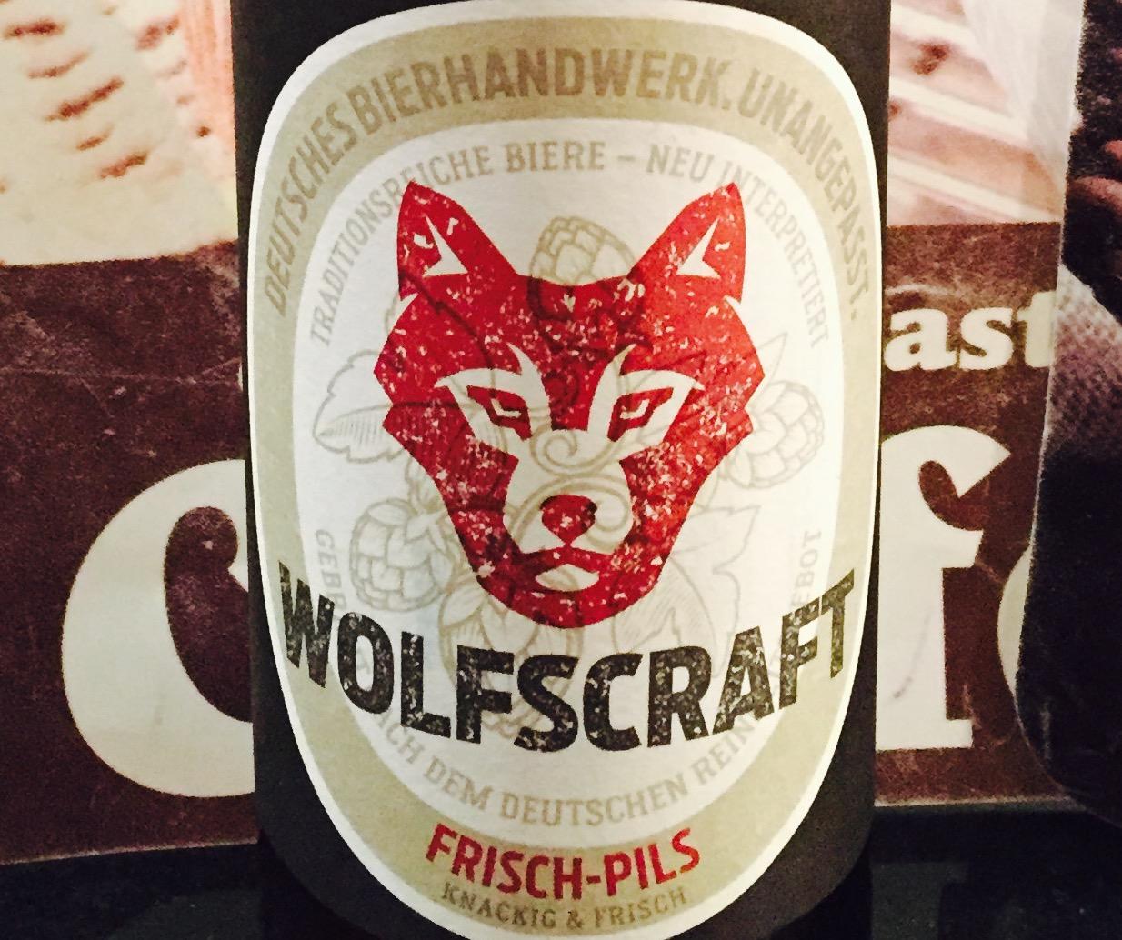 Wolfscraft - Frisch Pils