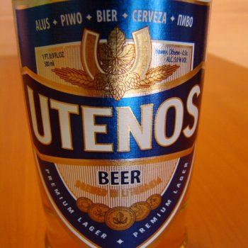 Utenos Beer