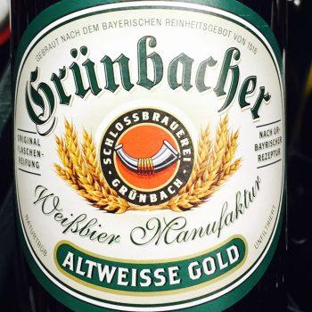 Grünbacher - Altweisse Gold