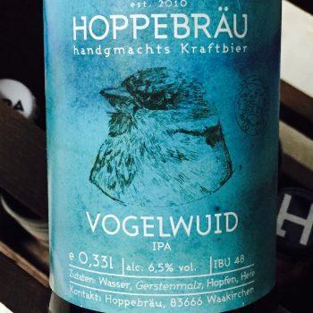 Hoppebräu - Vogelwuid