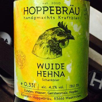 Hoppebräu - Wuide Hehna