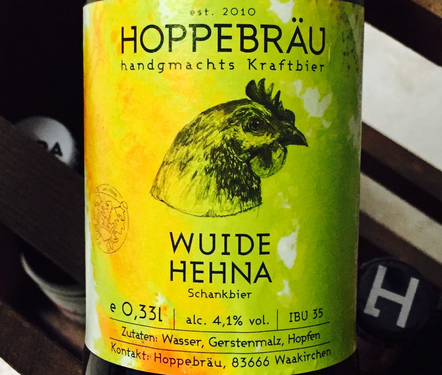 Hoppebräu - Wurde Hehna