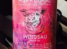 Hoppebräu - Wuidsau
