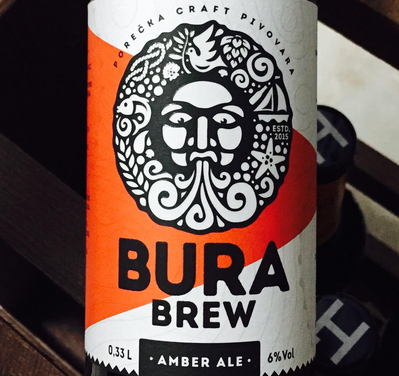 Bura Brew - Amber Ale