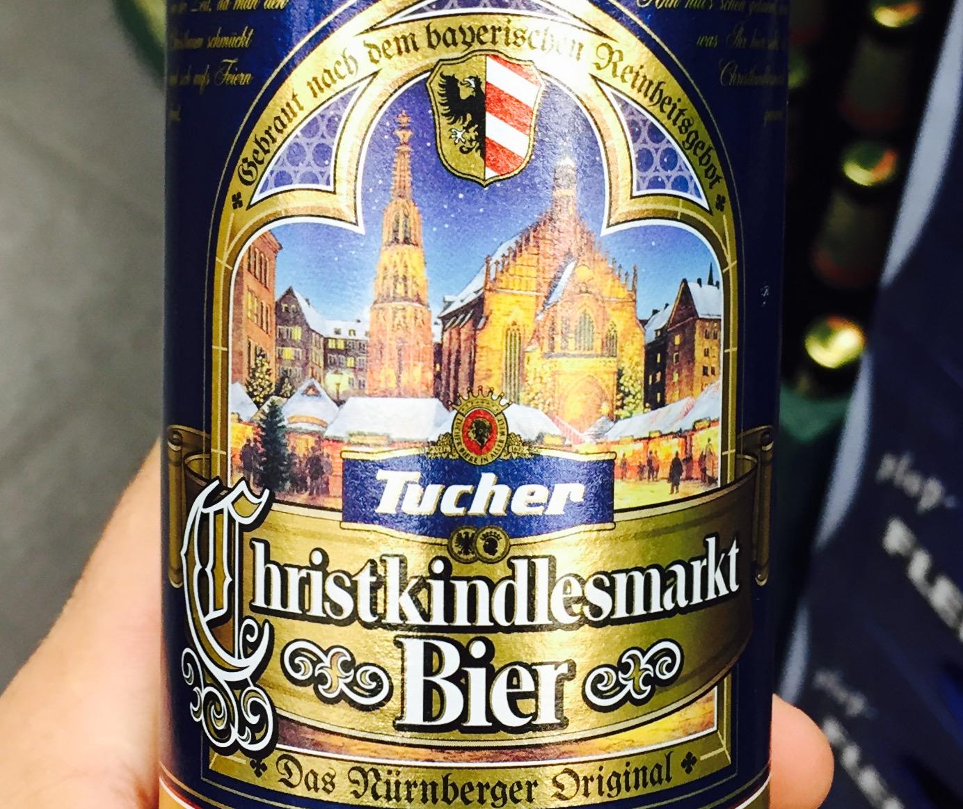 Tucher - Christkindlesmarkt Bier
