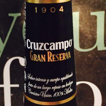 Cruzcampo 1904 Gran Reserva