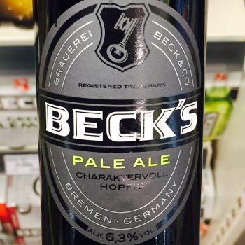 Becks - Pale Ale