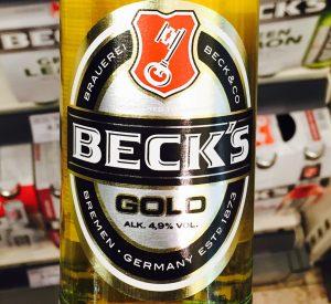 Becks - Gold