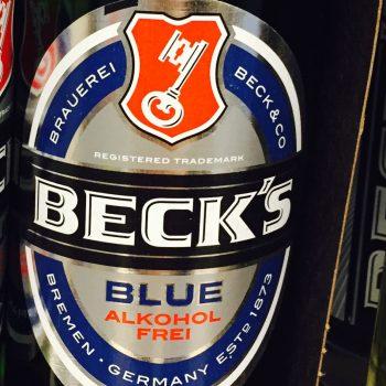 Becks - Blue Alkoholfrei, Beer, Tasting, Rating, Bier, Verkostung, Bewertung, Alle Biere der Welt, hier bei BeerToGo