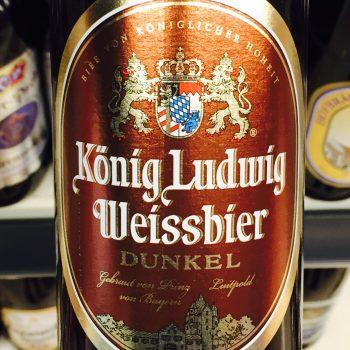 König Ludwig - Dunkeles Weissbier
