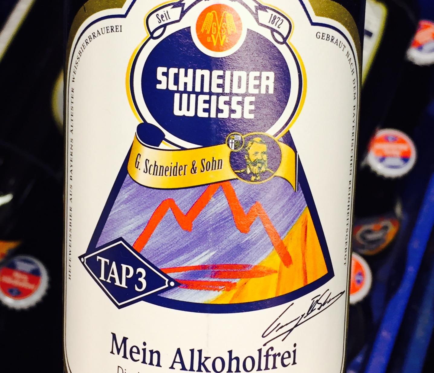 Schneider Weisse - TAP3 Mein Alkoholfreies