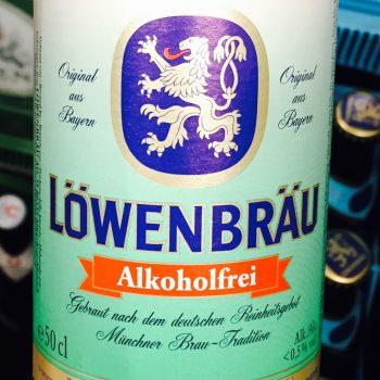 Löwenbräu - Alkoholfrei, Beer, Tasting, Rating, Bier, Verkostung, Bewertung, Alle Biere der Welt, hier bei BeerToGo