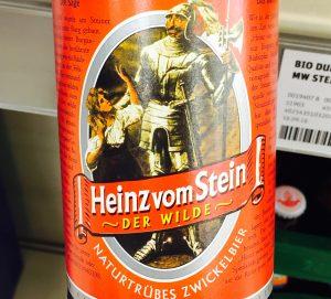 Heinz von Stein - Der Wilde