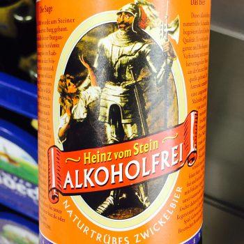 Heinz vom Stein - Zwickelbier Alkoholfrei,Bio, Biologisch, Beer, Tasting, Rating, Bier, Verkostung, Bewertung, Alle Biere der Welt, hier bei BeerToGo