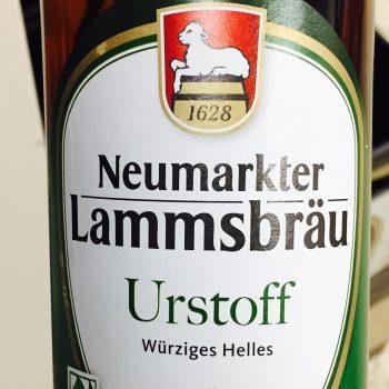 Neumarkter - Lammsbräu Urstoff, Beer, Tasting, Rating, Bier, Verkostung, Bewertung, Alle Biere der Welt, hier bei BeerToGo