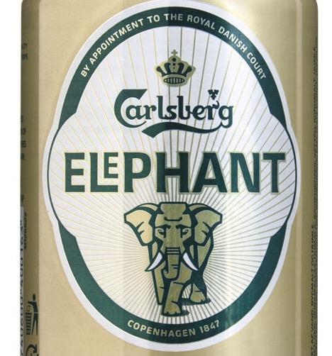 Carlsberg - Elephant