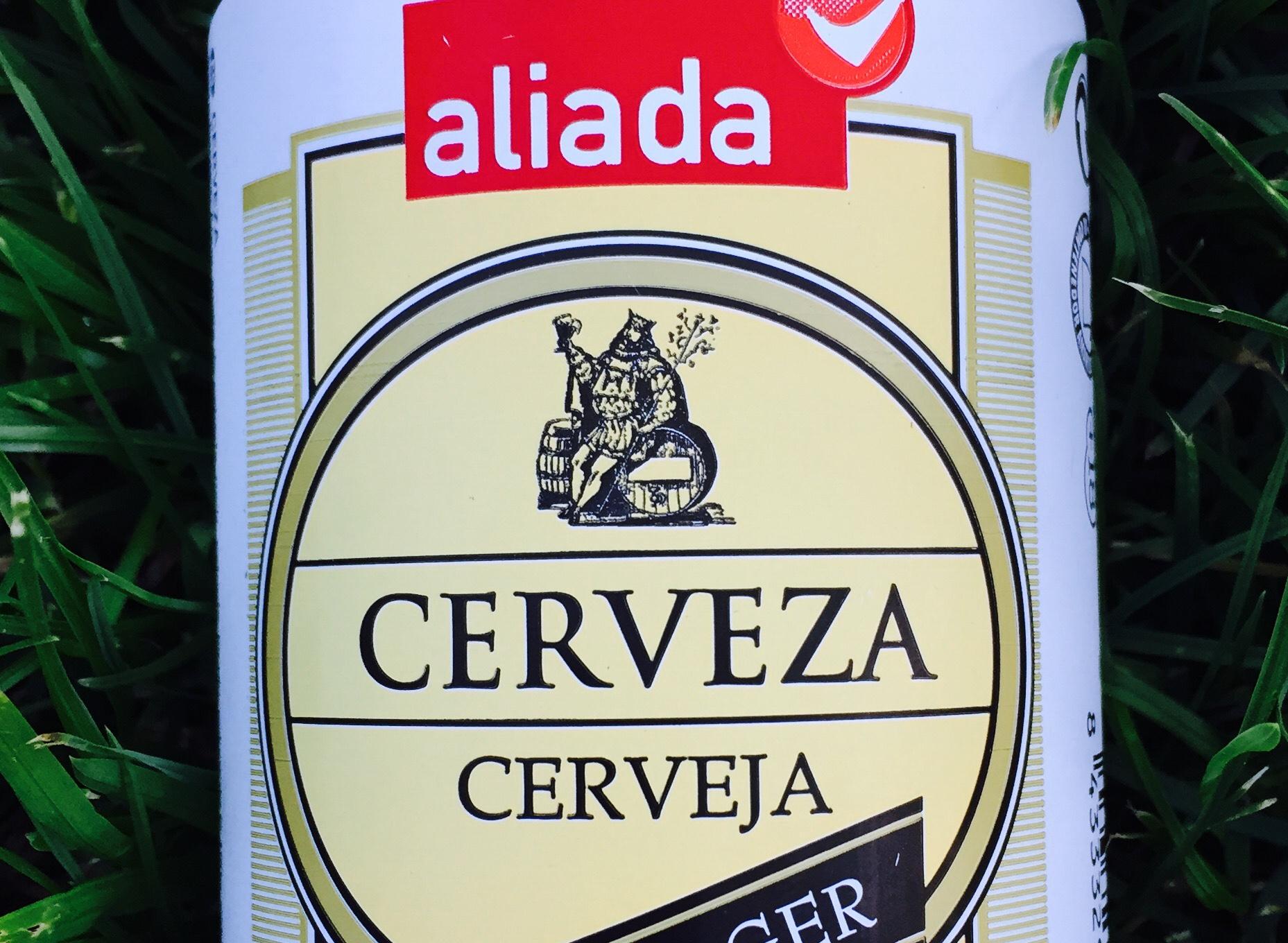 Aliada Cerveza - Tipo Lager