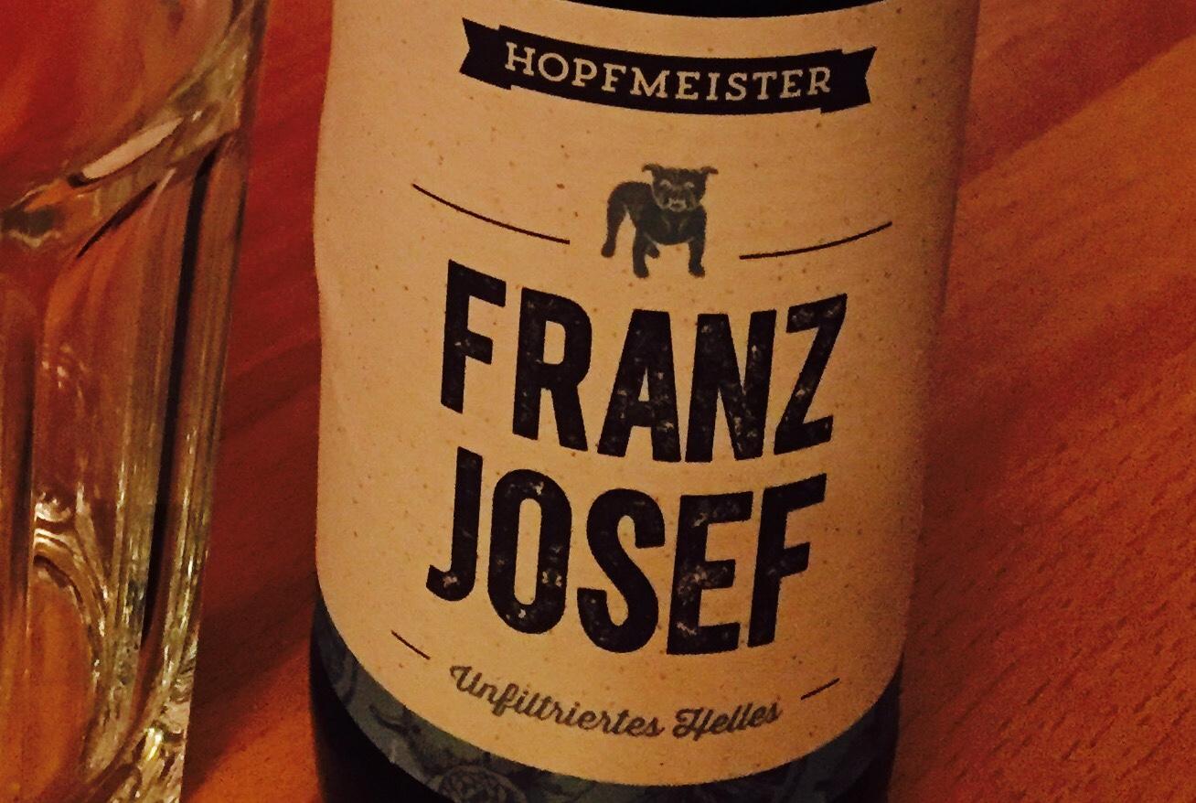 Hopfmeister - Franz Josef