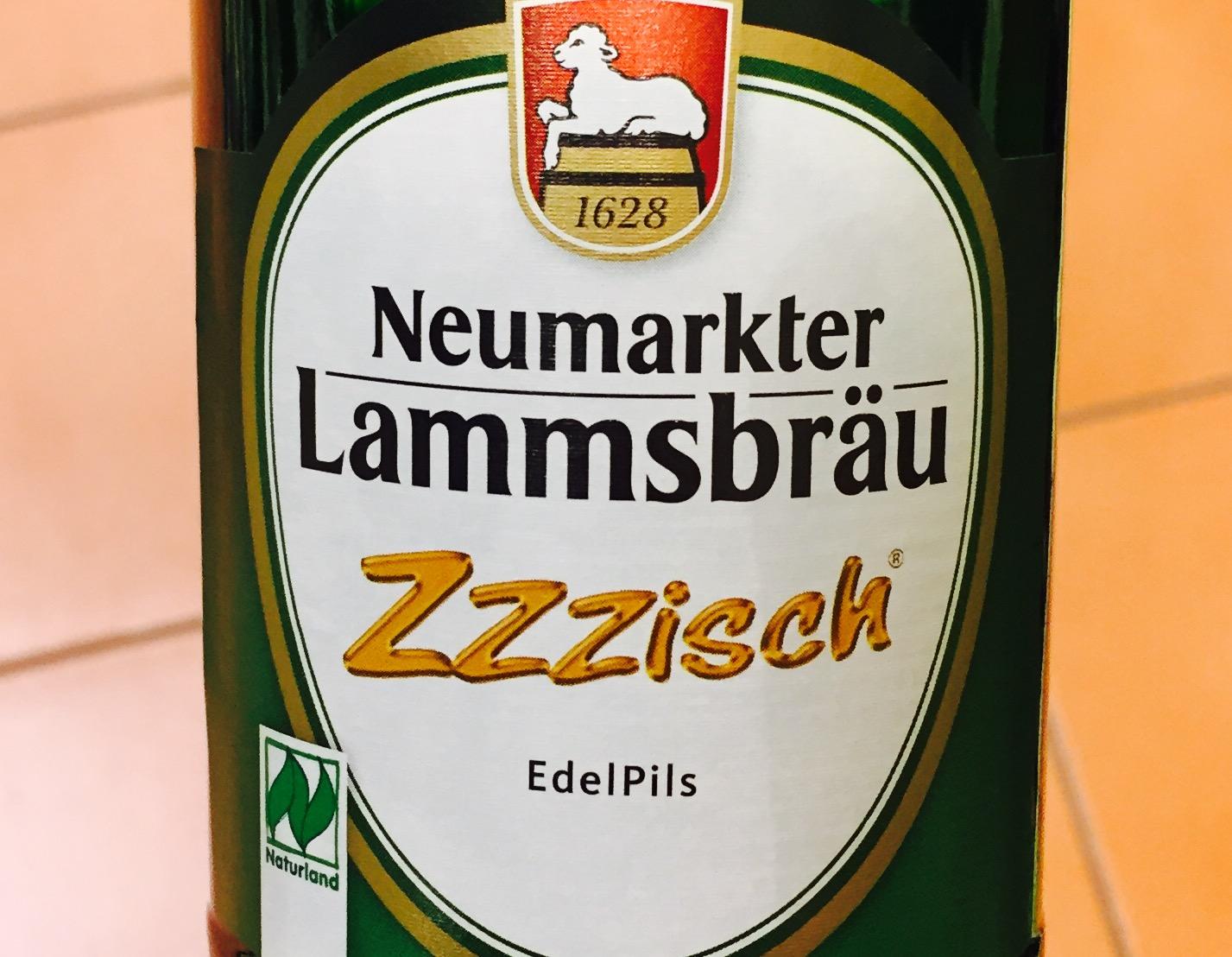 Neumarkter Lammsbräu - Zzzisch Edellpils