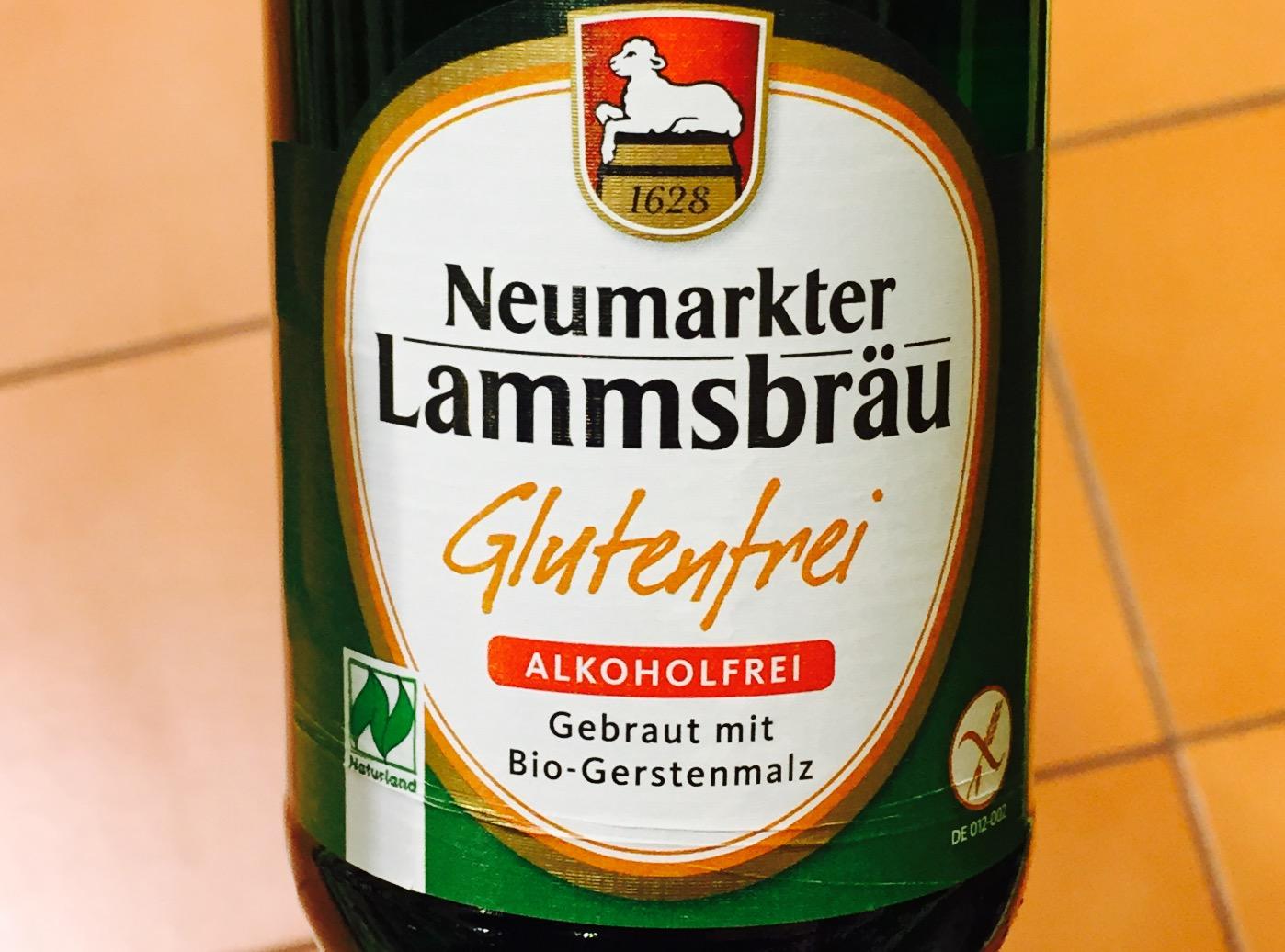Neumarkter Lammsbräu - Glutenfrei Alkoholfrei