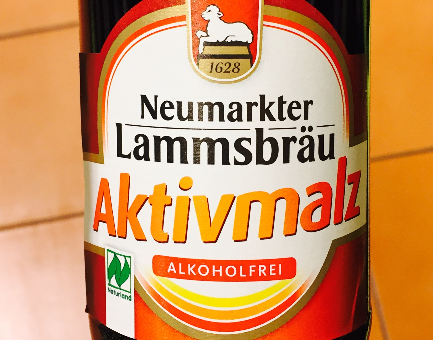 Neumarkter Lammsbräu - Aktivmalz Alkoholfrei