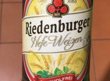Riedenburger - Hefe-Weizen Alkoholfrei