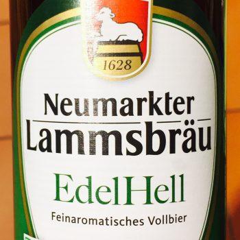 Neumarkter Lammsbräu - Edel Hell