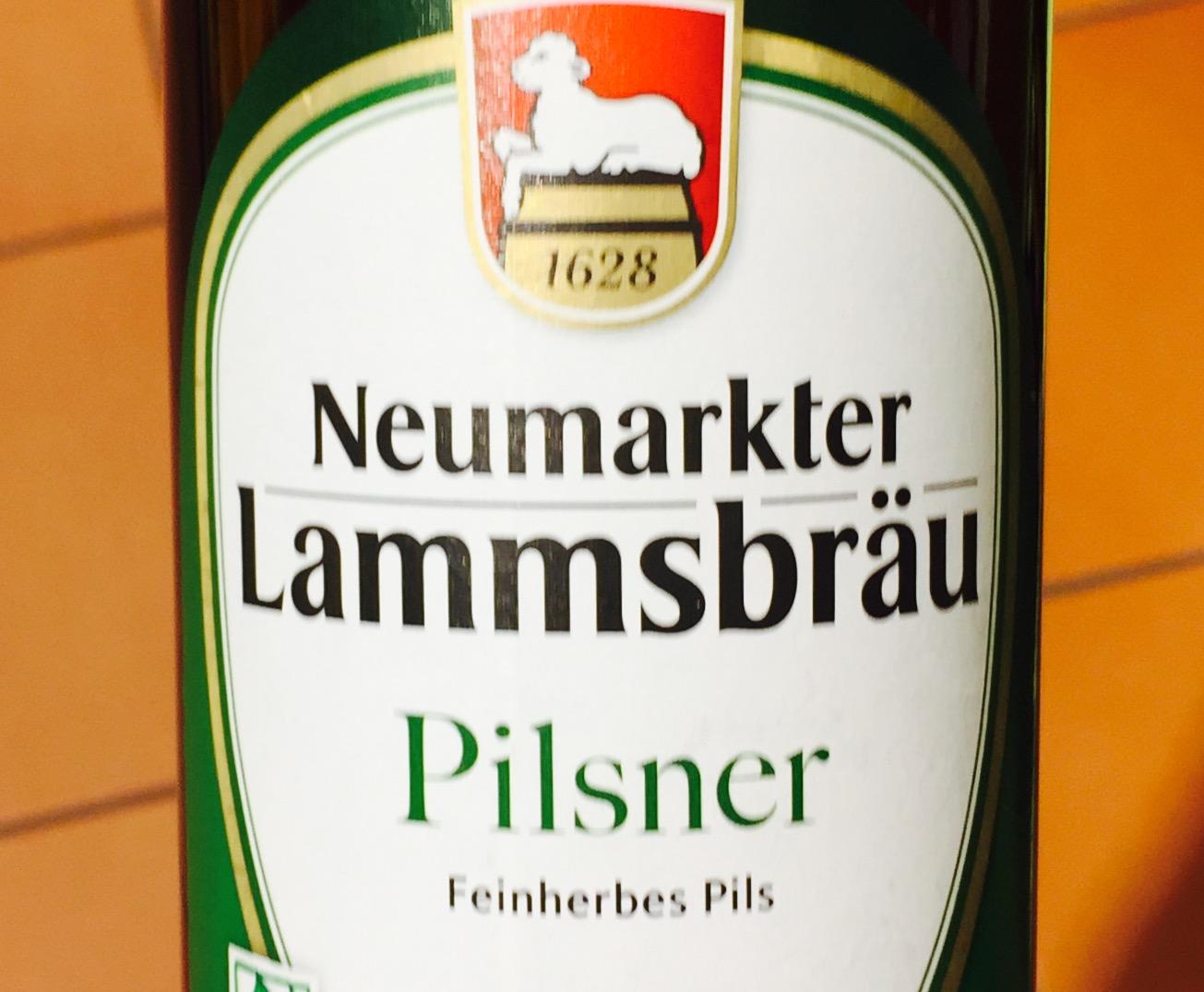 Neumarkter Lammsbräu - Pilsner