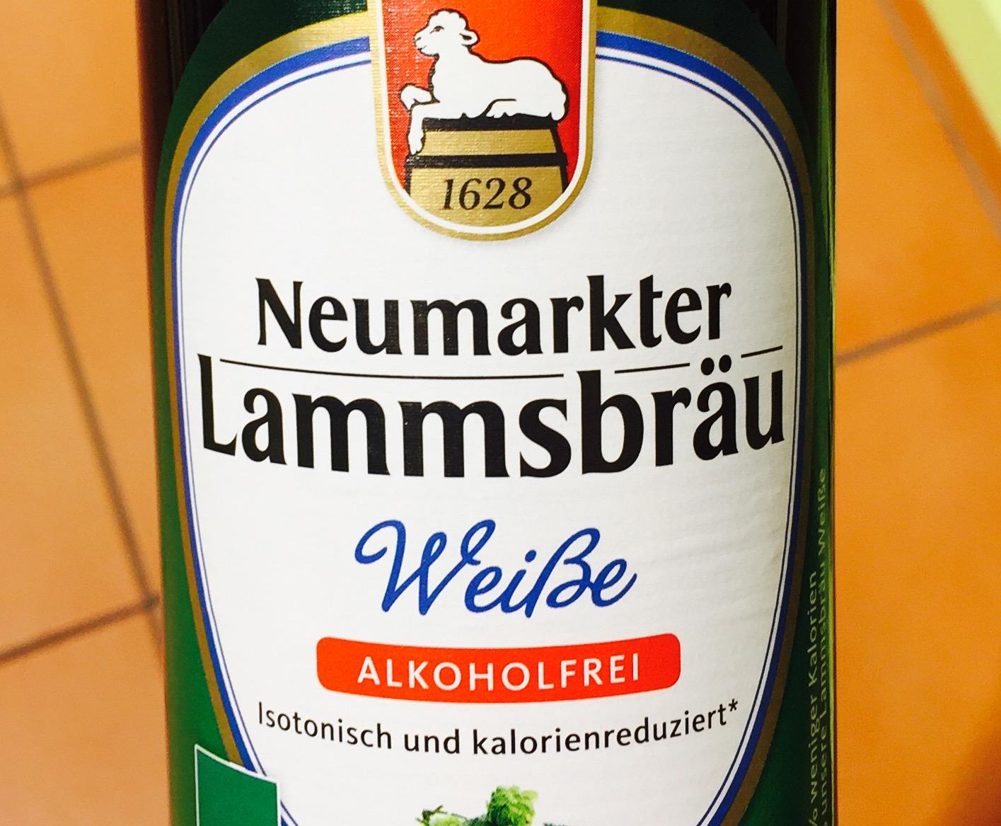 Neumarkter Lammsbräu - Weiße Alkoholfrei