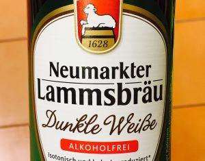 Neumarkter Lammsbräu - Dunkle Weiße Alkoholfrei
