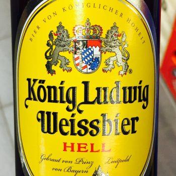 König Ludiwg- Weissbier Hell