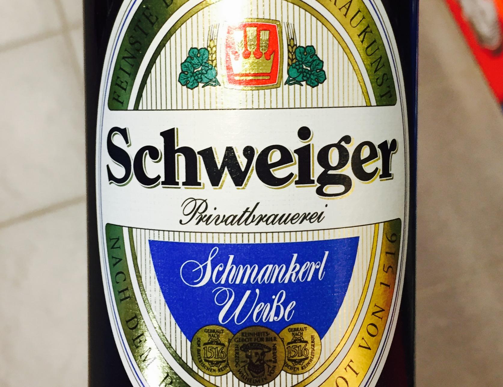 Schweiger - Schmankerl Weisse