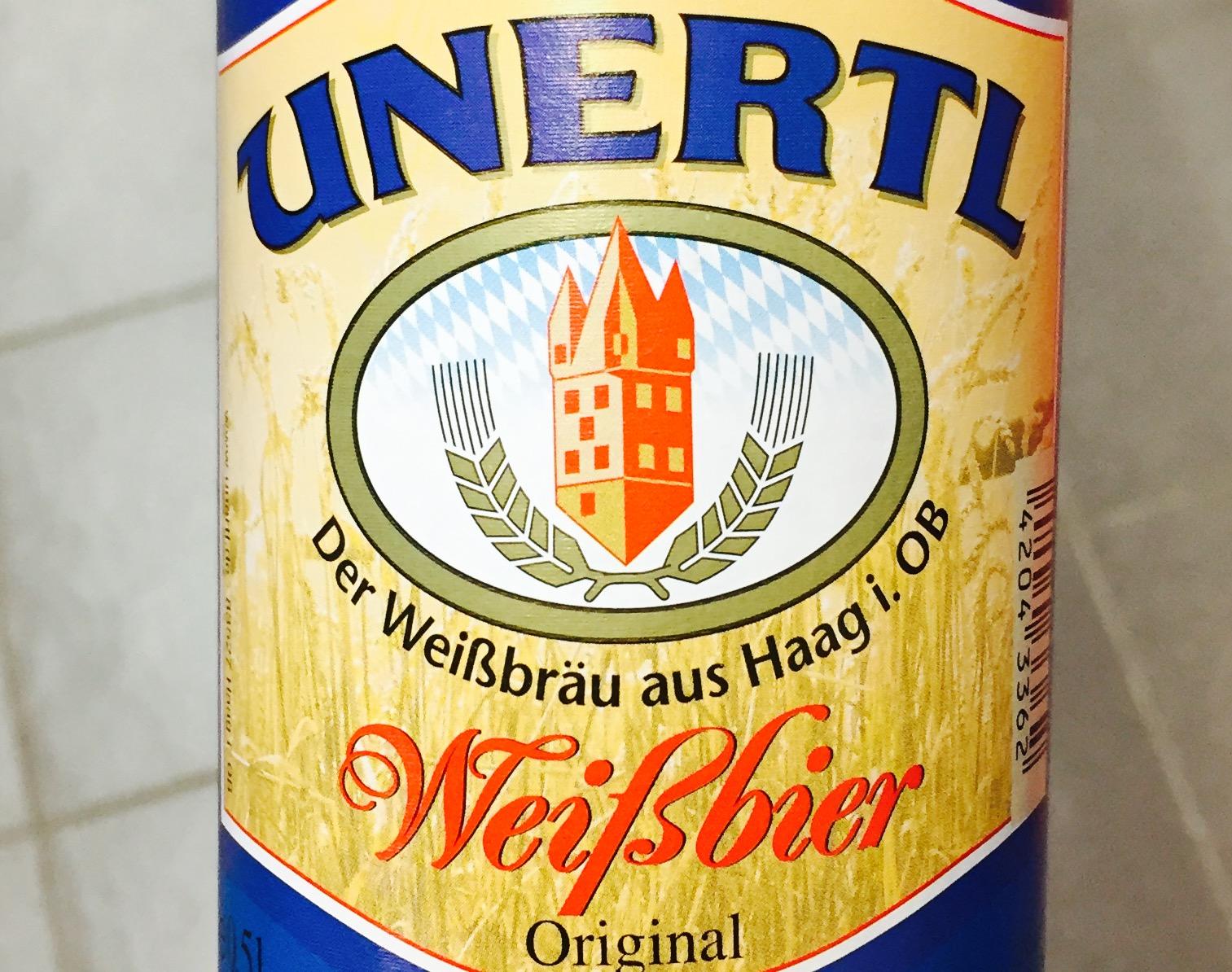 Unertl - Weißbier Original