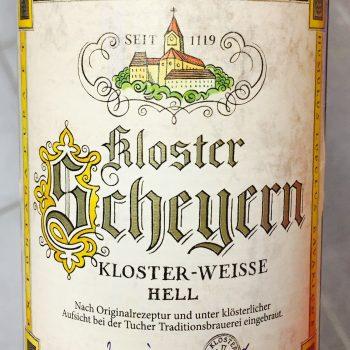 Kloster Scheyern - Kloster Weisse Hell