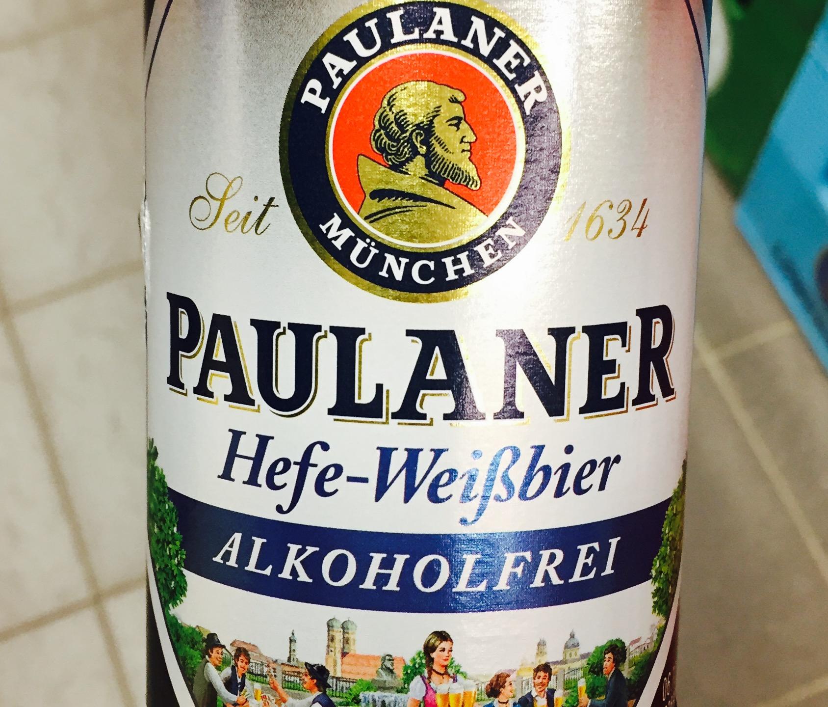 Paulaner - Hefe Weißbier Alkoholfrei