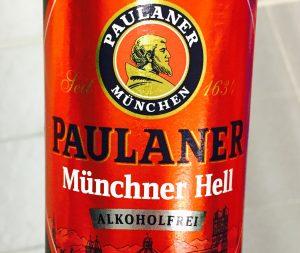 Paulaner - Münchner Alkoholfreiell