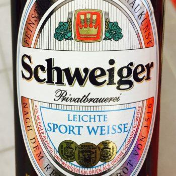 Schweiger - Leichte Sport Weisse