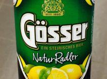 Gösser - Natur Radler