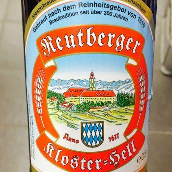 Reutberger - Kloster Hell