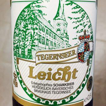 Tegernseer - Leicht