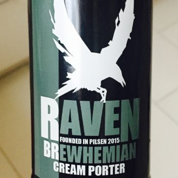 Raven Brewhemian - Cream Porter