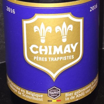 Chimay - Trappist Blue