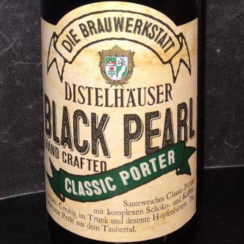 Distelhäuser - Black Pearl Porter