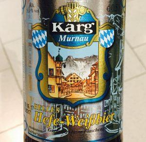 Karg Murnau - Hefe Weißbier