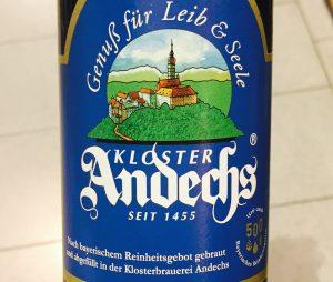 Kloster Andechs - Export Dunkel