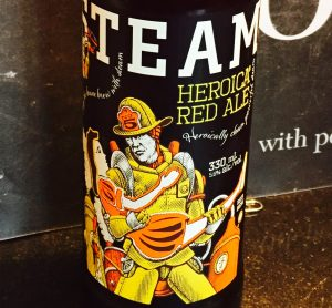 Steam - Heroica Red Ale