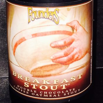 Founders - Breakfast Stout