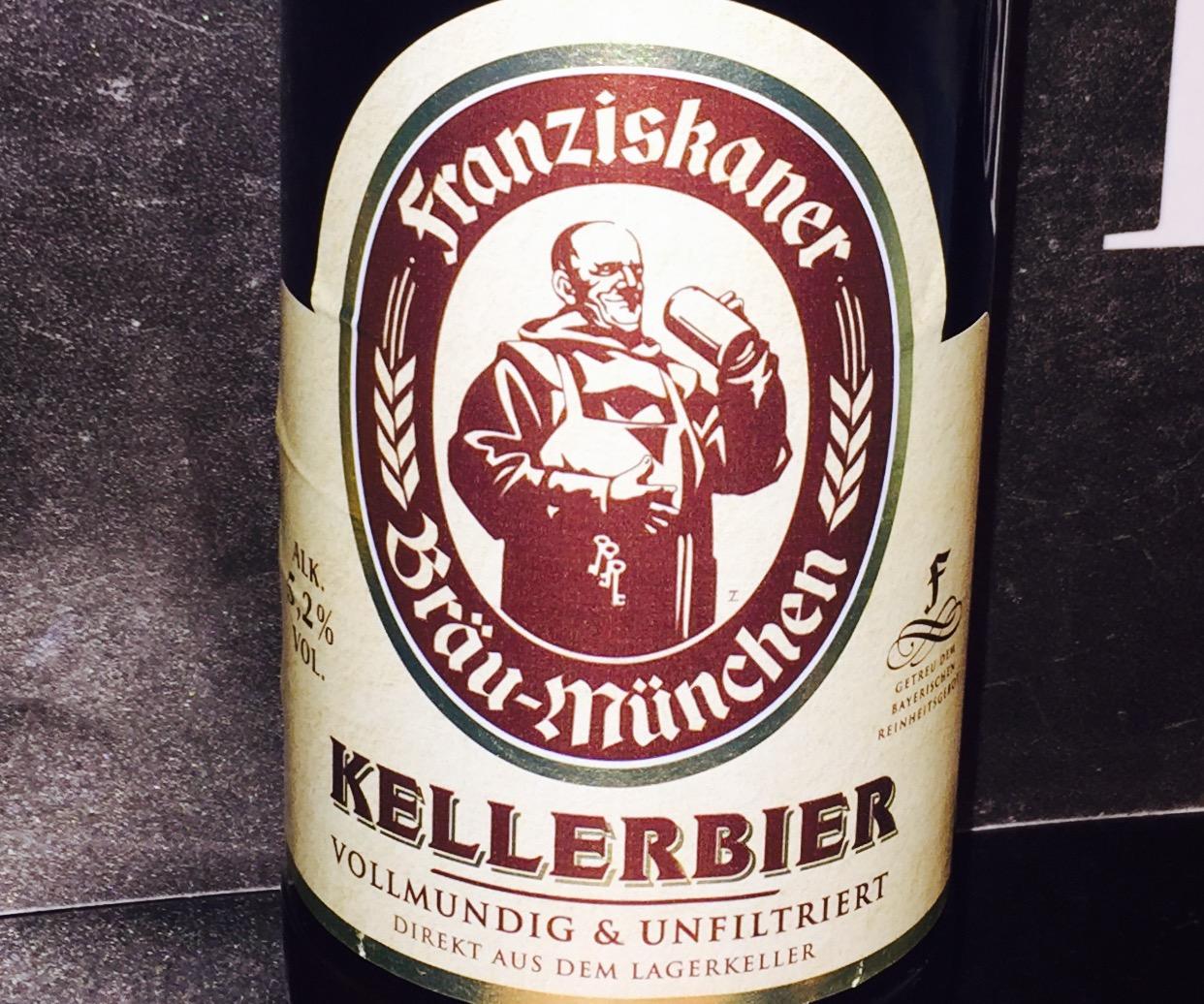 Franziskaner - Kellerbier