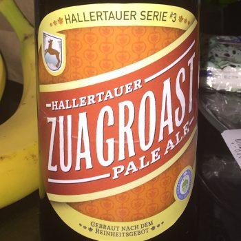 Hallertauer Zuagroast - Pale Ale