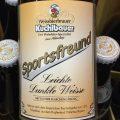 Kuchlbauer – Sportsfreund Leichte dunkle Weisse